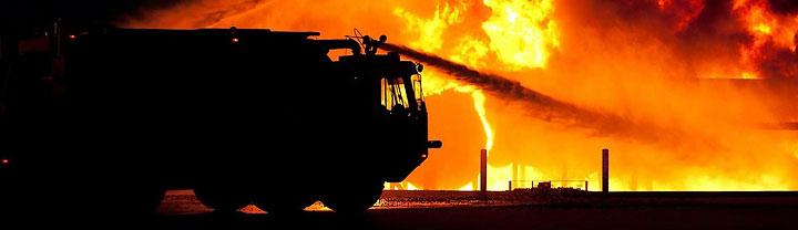 Сергиев Посад: два пожара, один погибший