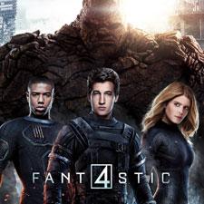 Люксор СП: Фантастическая четверка (Fantastic Four)