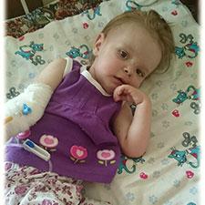 Нужна Ваша помощь: Расторгуева Мария 1год 5мес., врожденный порок сердца.