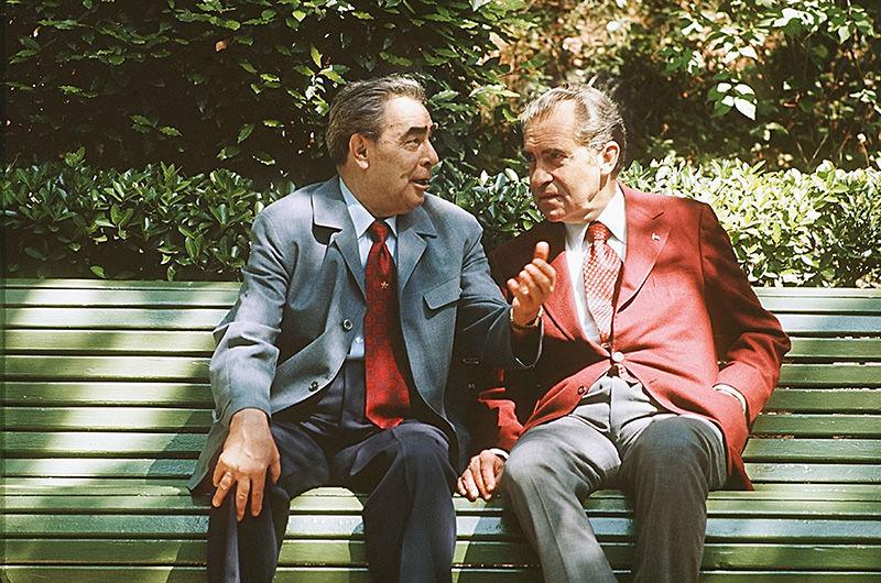 10 ноября - День памяти Леонида Ильича Брежнева