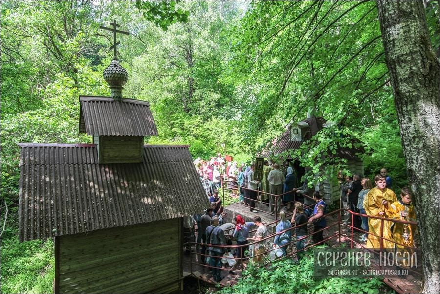 День Святой Троицы. Сёла Шеметово и Богородское Сергиево-Посадского района 27 мая 2018 года.
