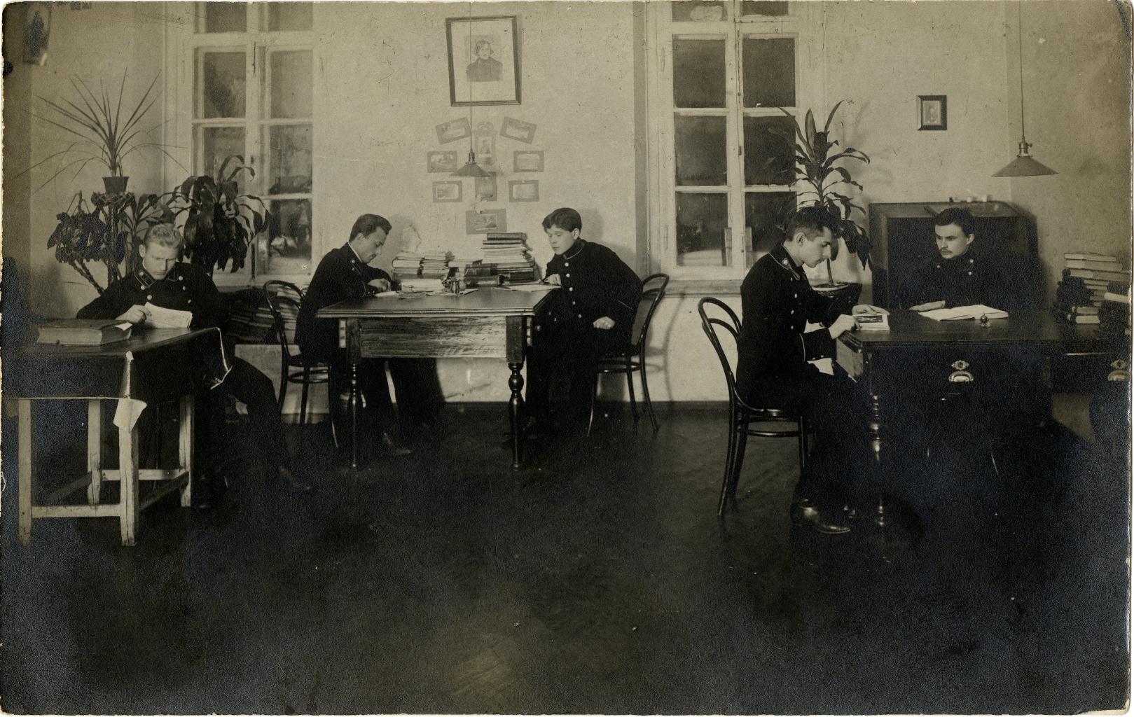 Сергiевскай посадъ. Московская Духовная Академiя. 1910-е. Часть II